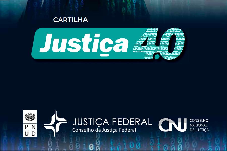 CNJ lança cartilha digital sobre o Programa Justiça 4.0