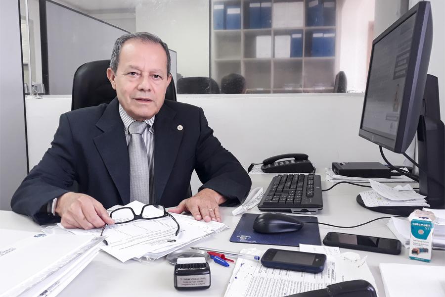 Manoel Tenório, ouvidor do Poder Judiciário