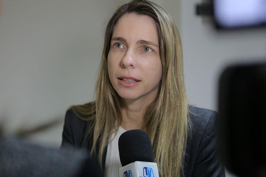 Para a juíza Luciana Raposo, curso ajuda servidores a lidar com situações adversas.