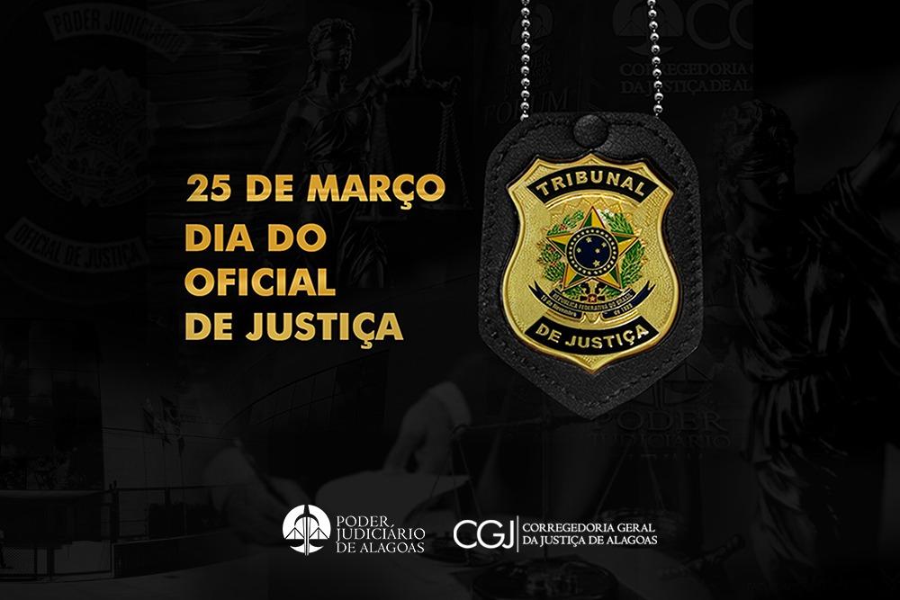 Oficiais de Justiça do TJAL atuam para garantir direitos nas Comarcas de Alagoas