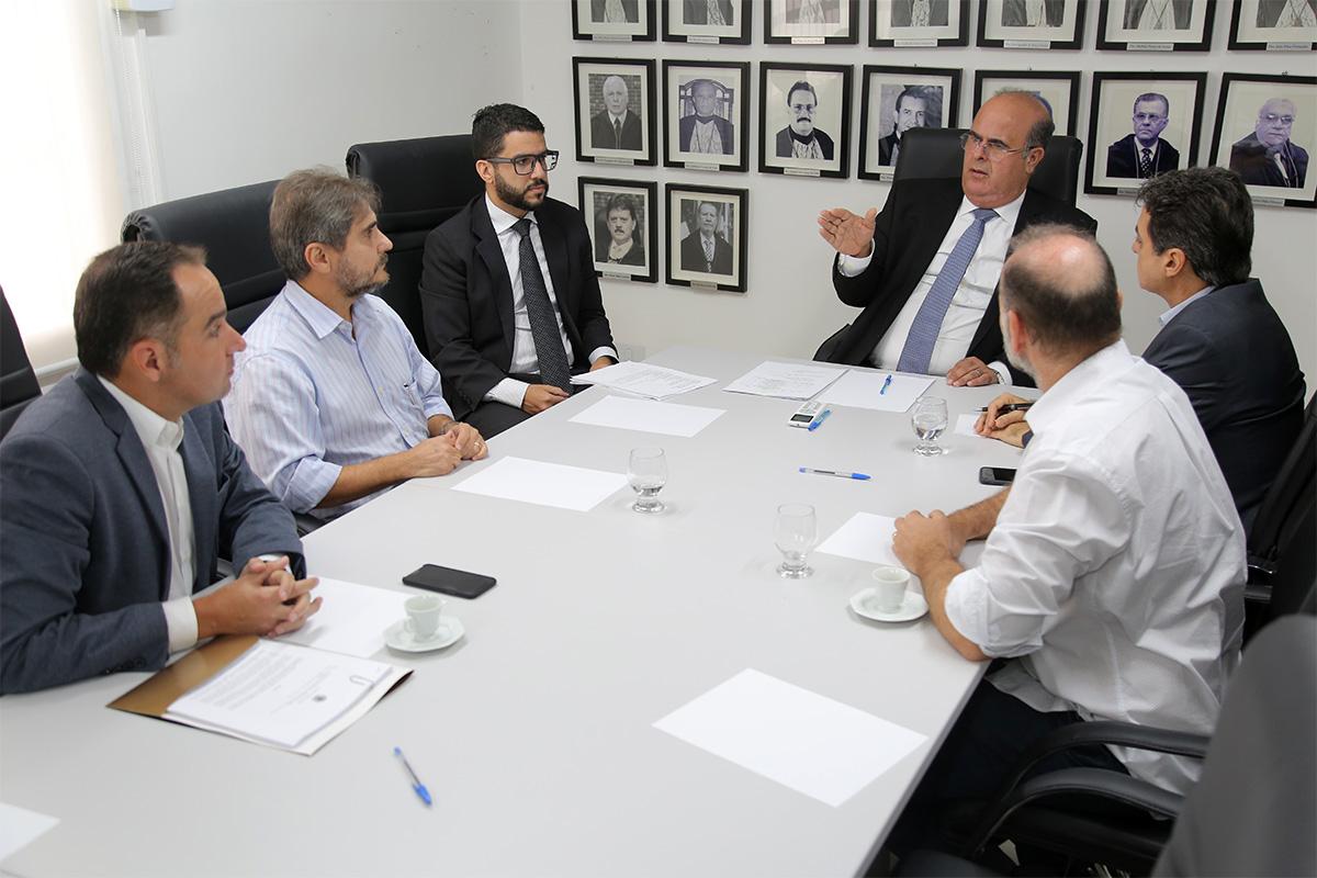 Corregedor propôs diálogo em conjunto com a presidência do TJAL. Foto: Itawi Albuquerque