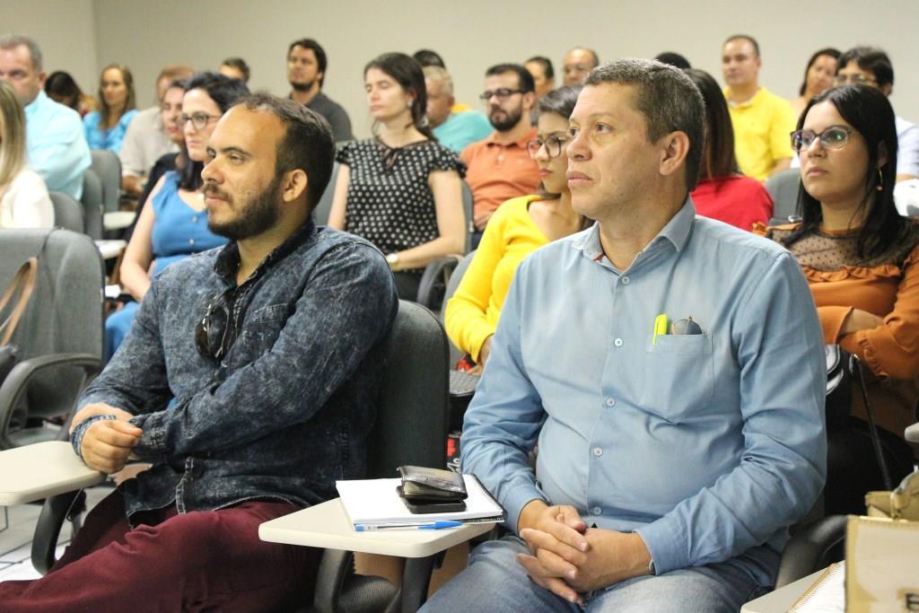 Servidores participam de curso sobre processos por ato infracional