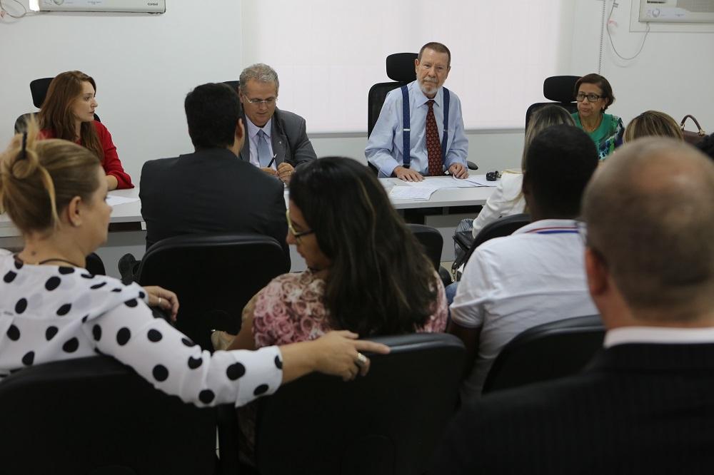 Cumprimento de metas do CNJ na área da infância e juventude é tema de reunião