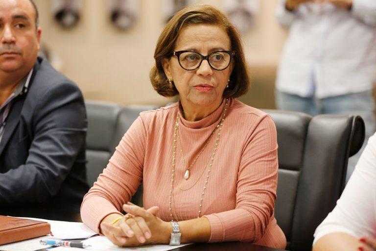 Juíza Fátima Pirauá, coordenadora da Infância e Juventude em Alagoas.