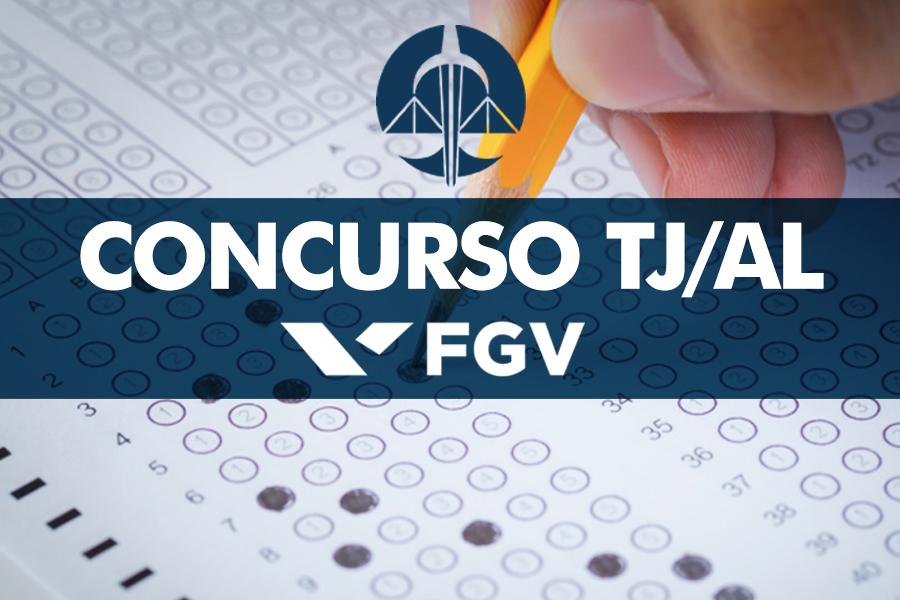 Fundação Getúlio Vargas é a organizadora do concurso do Tribunal de Justiça de Alagoas