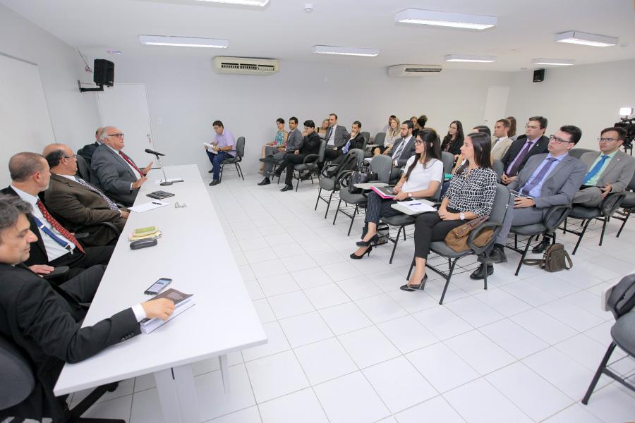 Presidente do TRE/AL, Malta Marques, ressaltou a importância da sensibilidade do magistrado.