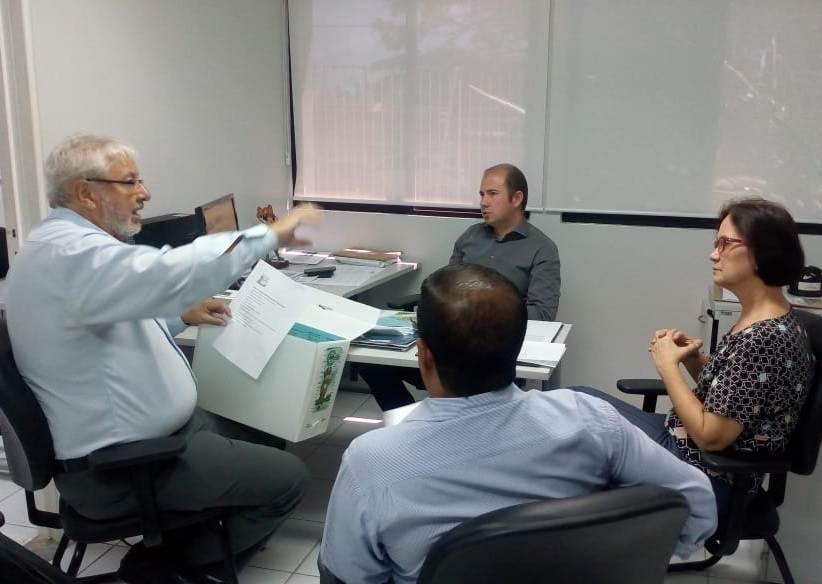 Projeto foi debatido com coordenadores da Escola Superior da Magistratura de Alagoas (Esmal).