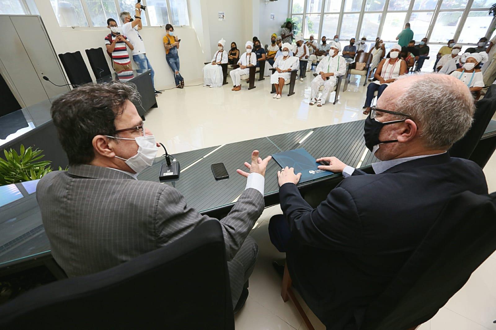 Tribunal de Justiça de Alagoas discute combate à intolerância religiosa