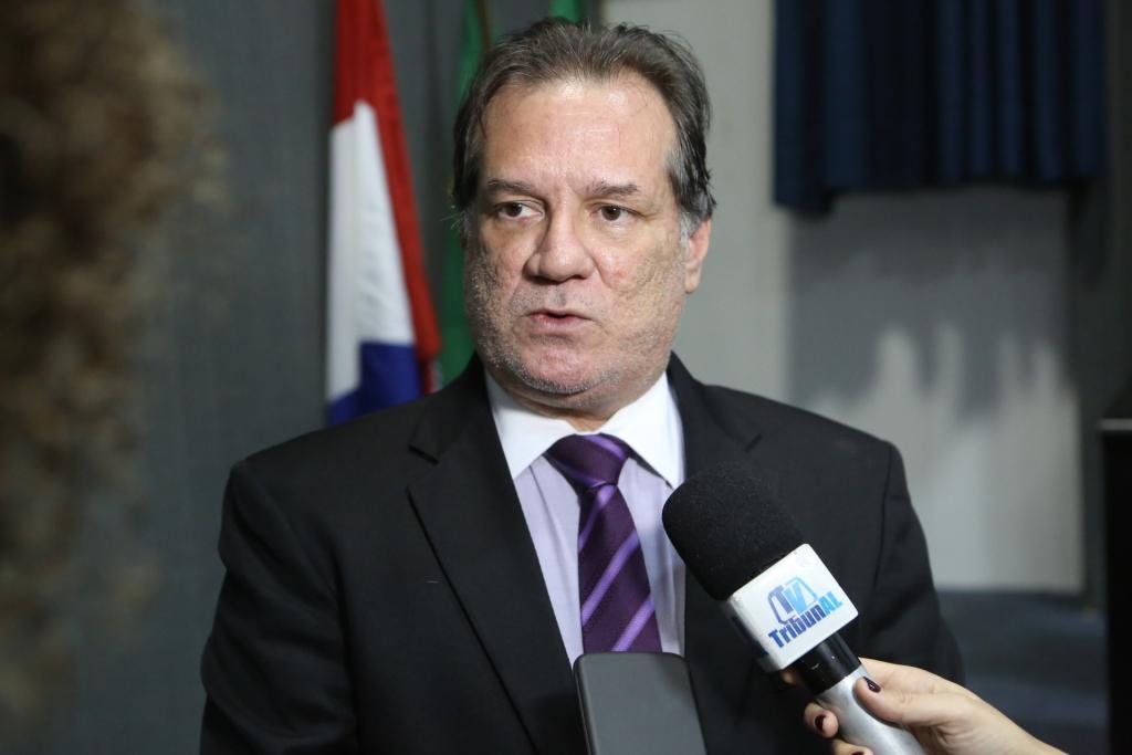 Juiz Ney Alcântara, presidente da Almagis.