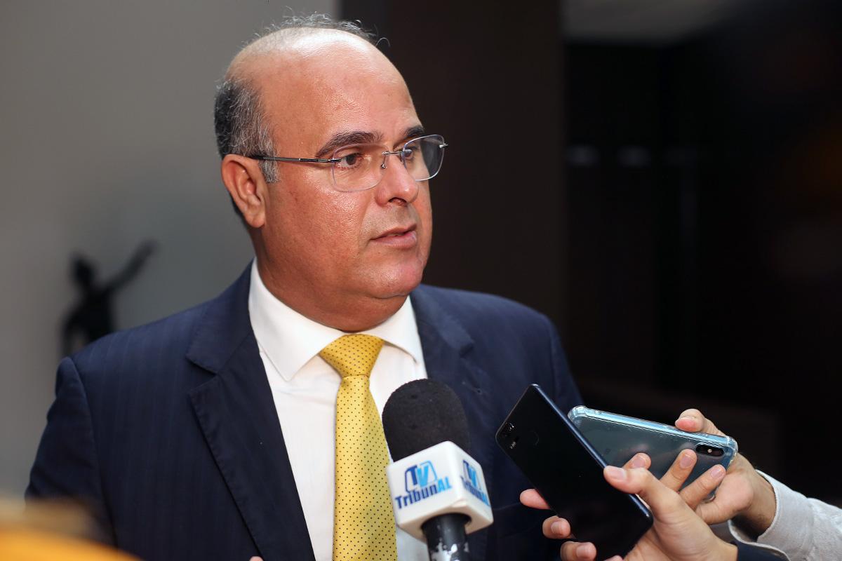 Fernando Tourinho, corregedor-geral de Justiça.