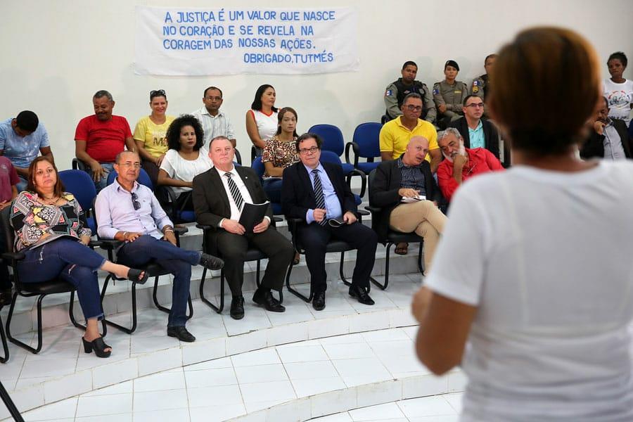 Tutmés Airan conheceu o projeto Virando o Jogo, em Pão de Açúcar. Foto: Caio Loureiro