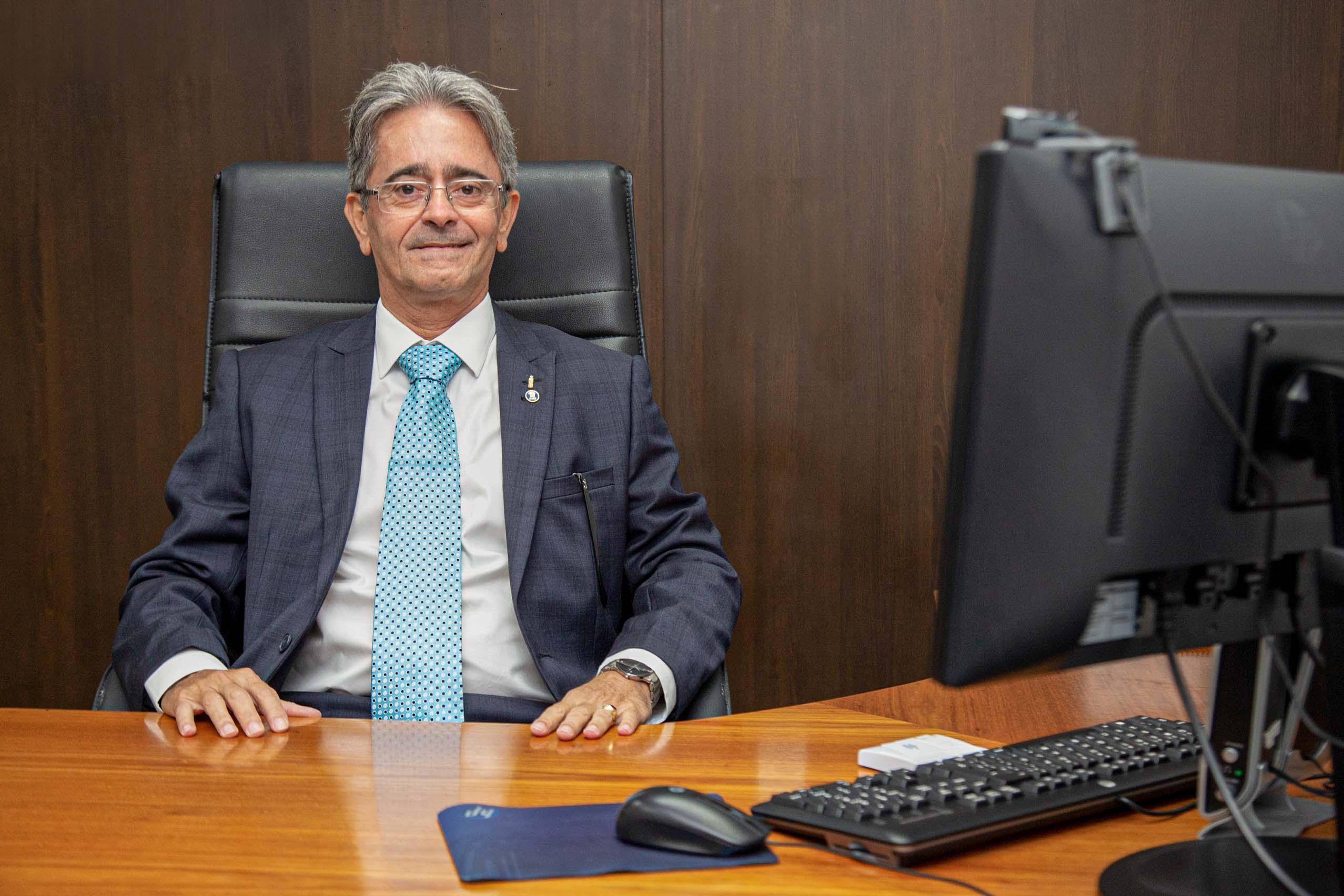 Corregedor-Geral da Justiça de Alagoas, Desembargador Fábio Bittencourt. Foto: Itawi Albuquerque