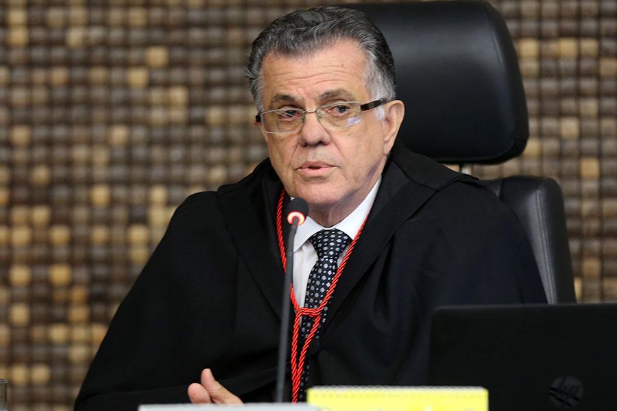 Desembargador Sebastião Costa Filho, relator do processo. Foto: Caio Loureiro