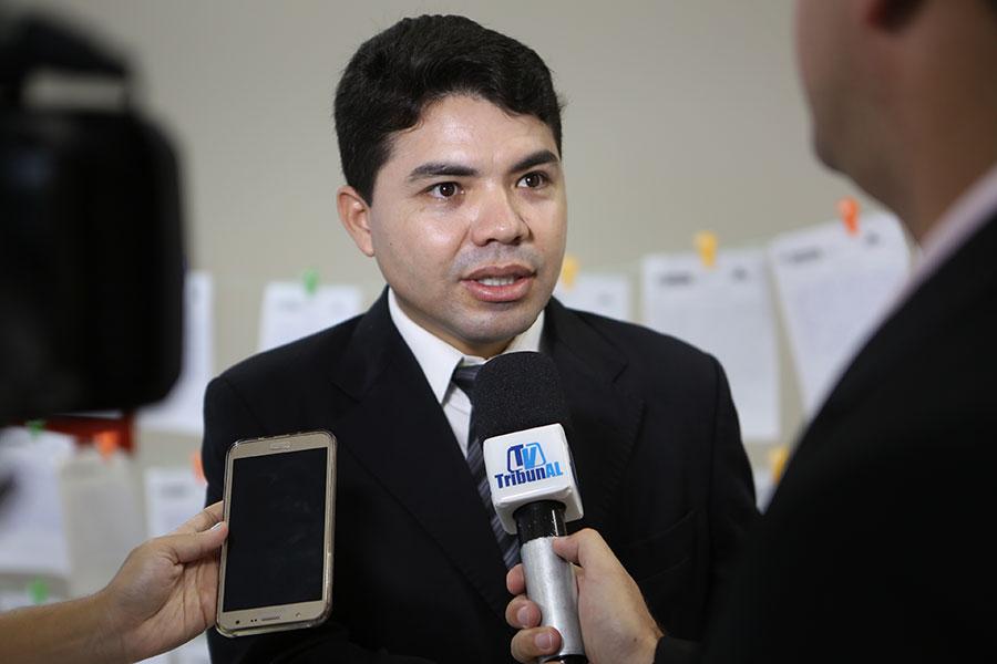Juiz Hélio Pinheiro é coordenador de Projetos Especiais da Esmal. Foto: Caio Loureiro