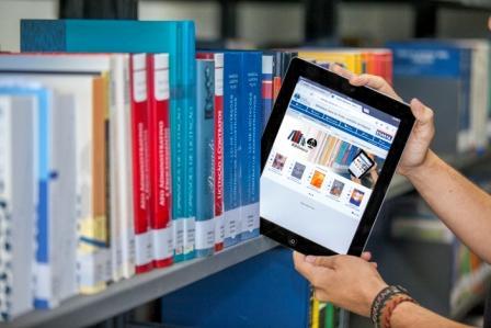 Esmal libera acesso ao aplicativo da Biblioteca Digital Fórum