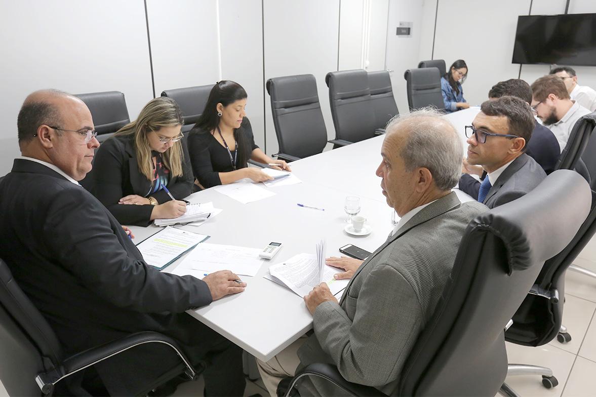 Videoconferência proporciona segurança e economia para Alagoas. Foto: Itawi Albuquerque