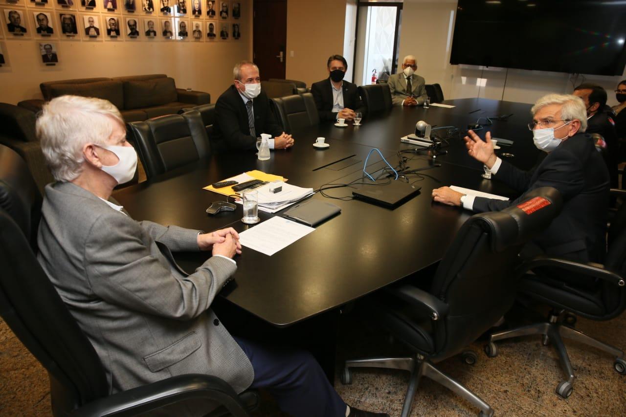 Ademi convida presidente Klever Loureiro para seminário jurídico