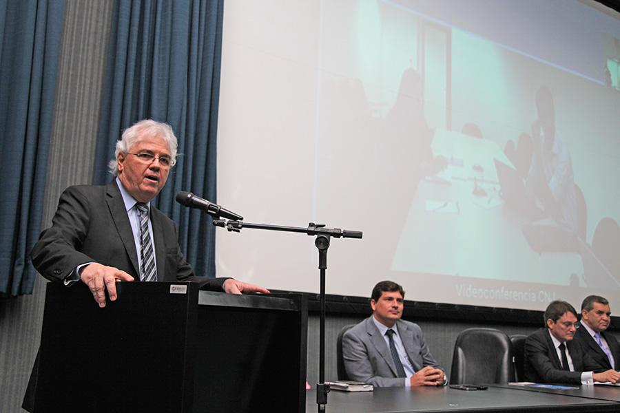 Procurador Geral de Justiça de Alagoas, Sérgio Jucá.
