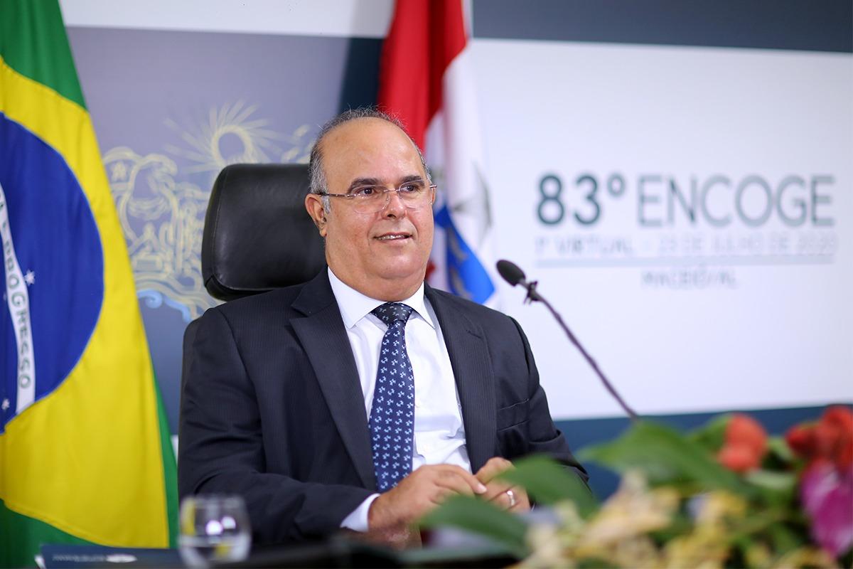Presidente do Encoge destaca que repensar o Judiciário é atividade contínua