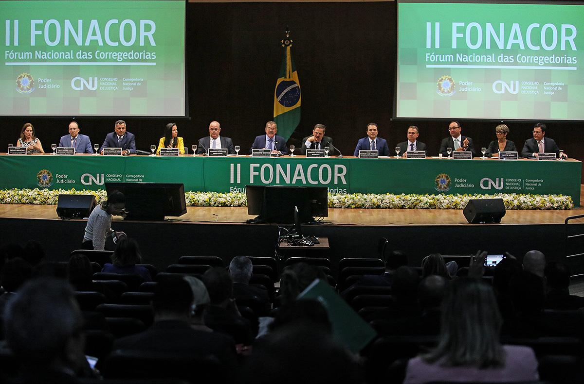 Representantes do Judiciário alagoano também participaram do evento. Foto: Gil Ferreira/ Agência CNJ