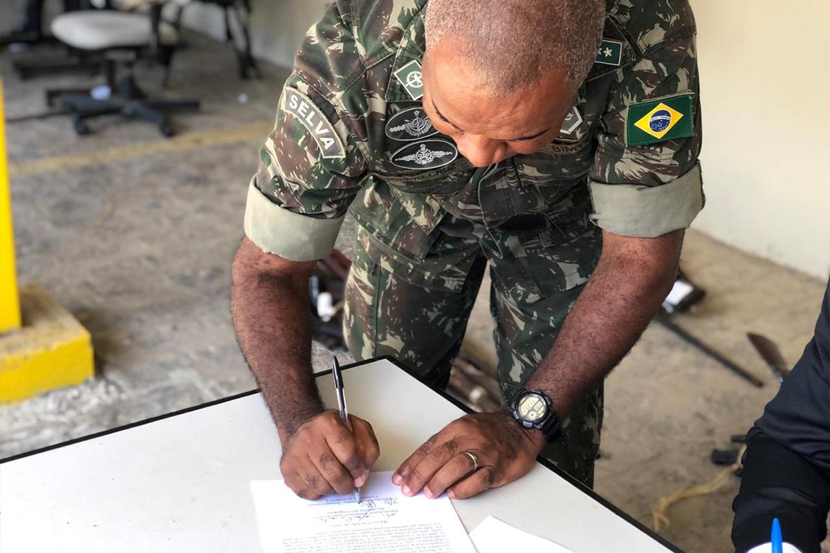Tenente Cláudio Cruz