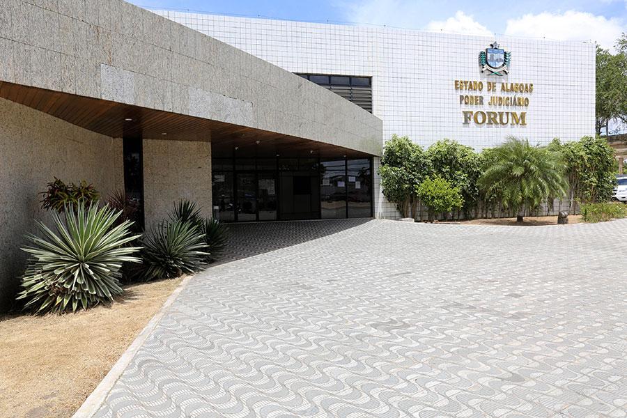 Central de Mandados fica localizada no Fórum Des. João Oliveira e Silva