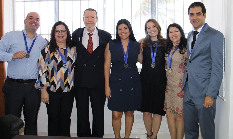 Corregedor ressaltou empenho da equipe que compõe a Corregedoria-Geral da Justiça