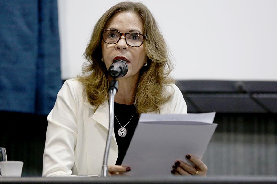 Ana Valéria Pitta. Foto: Caio Loureiro