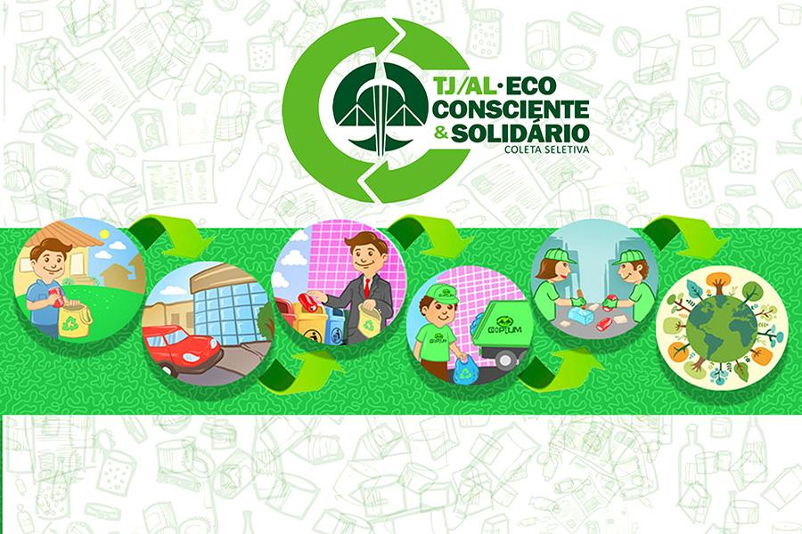 Iniciativa faz parte do projeto Eco Consciente e Solidário.