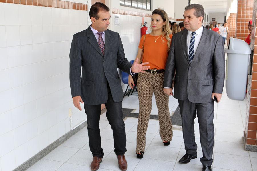 Justiça Itinerante na Universidade Tiradentes (Unit).