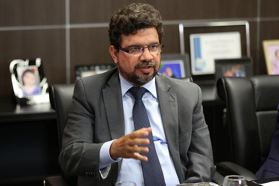 Carlos Cavalcanti, juiz-auxiliar da Presidência do TJ/AL.