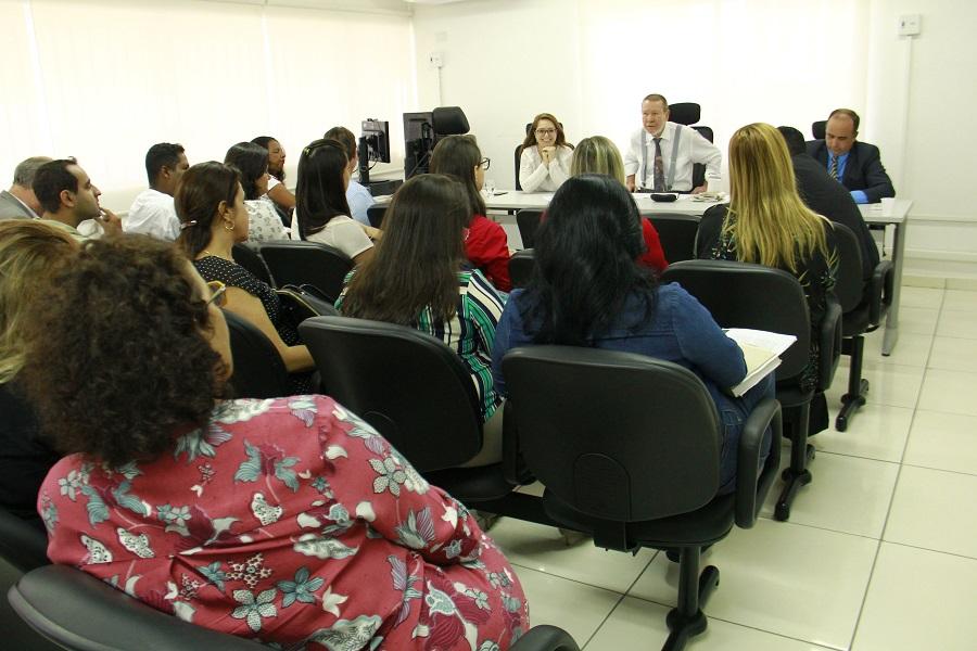 Corregedor defendeu a realização de atividades que promovam a ressocialização dos adolescentes