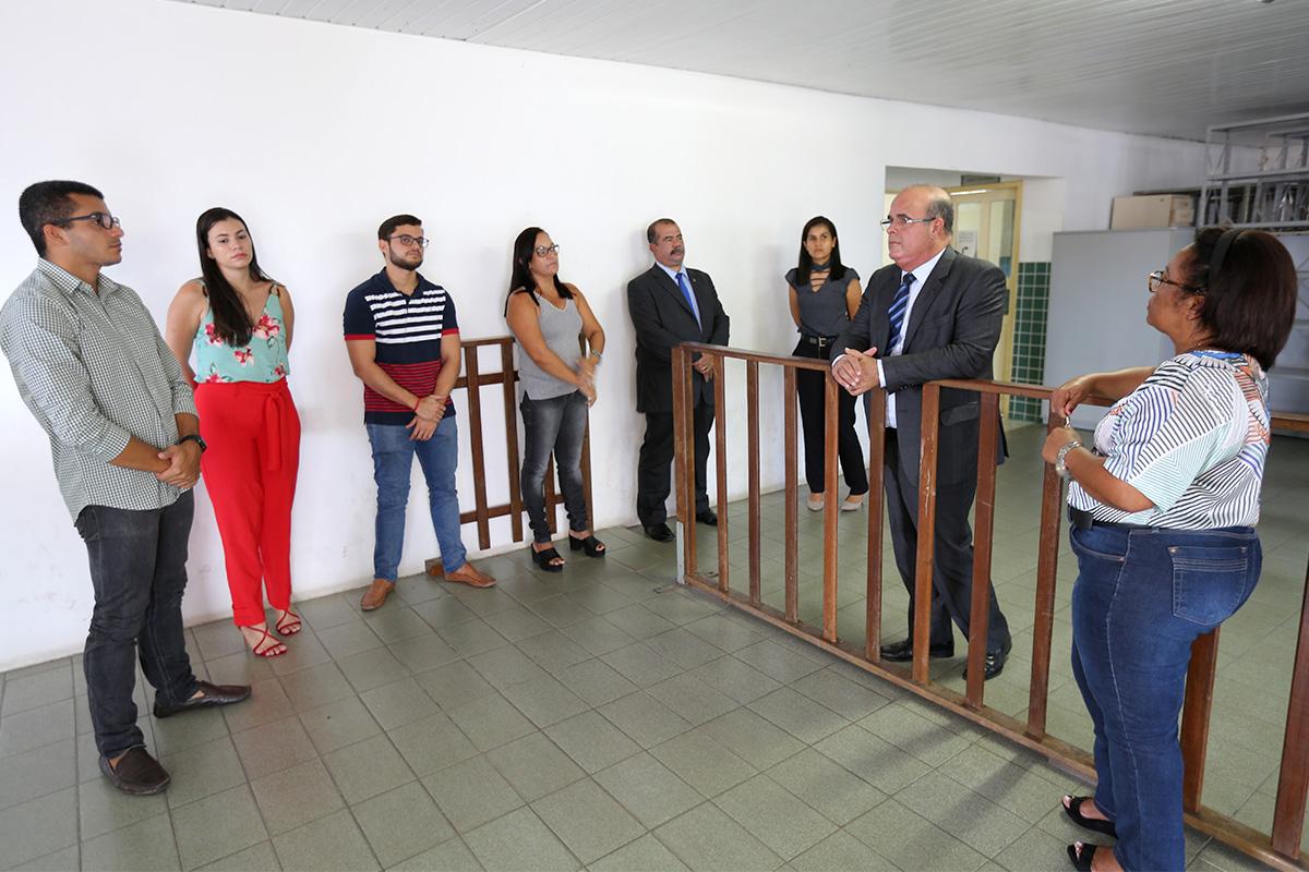 Visita na Comarca de São Luís do Quitunde