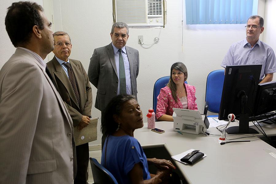 Santana do Ipanema recebeu 2ª etapa do Ciclo Estadual de Conciliação