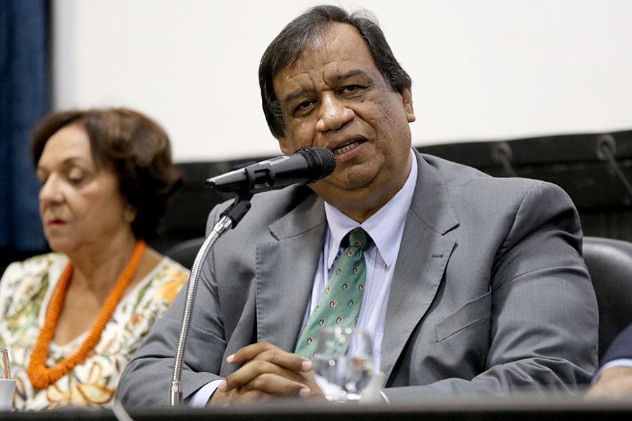 José Cícero Silva, vice-presidente da Almagis. Foto: Caio Loureiro