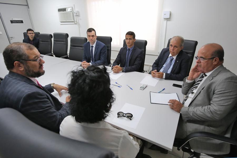 Tourinho ressaltou a importância da virtualização para o Judiciário alagoano e da qualificação de magistrados e servidores. Foto: Itawi Albuquerque