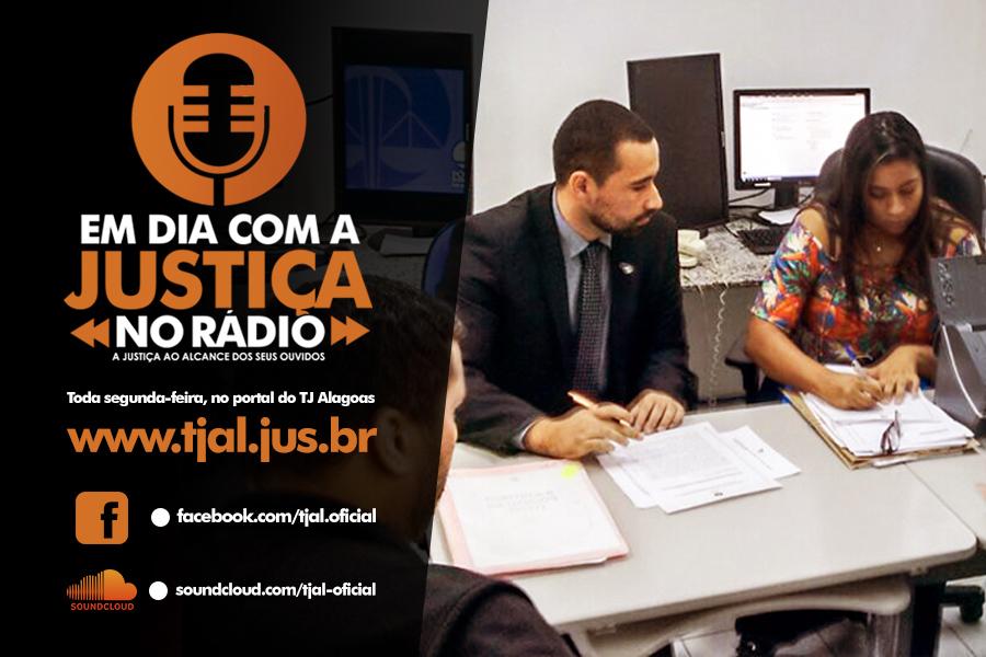 """""""Em Dia Com a Justiça no Rádio"""": Mutirão de Conciliação é concluído com mais de 1600 acordos"""