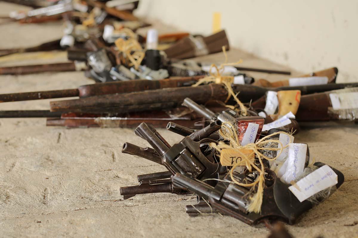 Destruição atende à Resolução nº 134/2011 do Conselho Nacional de Justiça (CNJ). Foto: Itawi Albuquerque