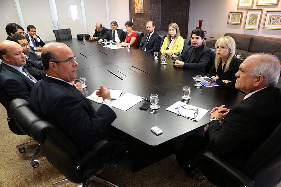 Questões administrativas e estratégicas da Esmal foram a pauta da reunião