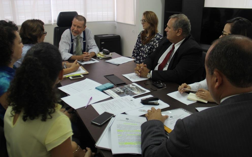 Membros da CEIJ debatem cumprimento de metas do CNJ