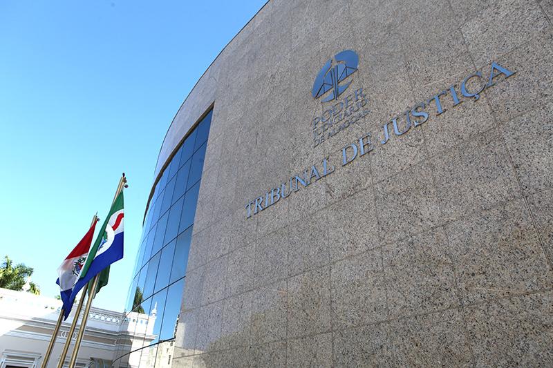 Prédio-sede do Tribunal de Justiça de Alagoas.