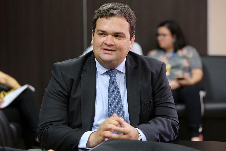 Juiz André Parizio atua na Vara do Único Ofício de Paripueira.