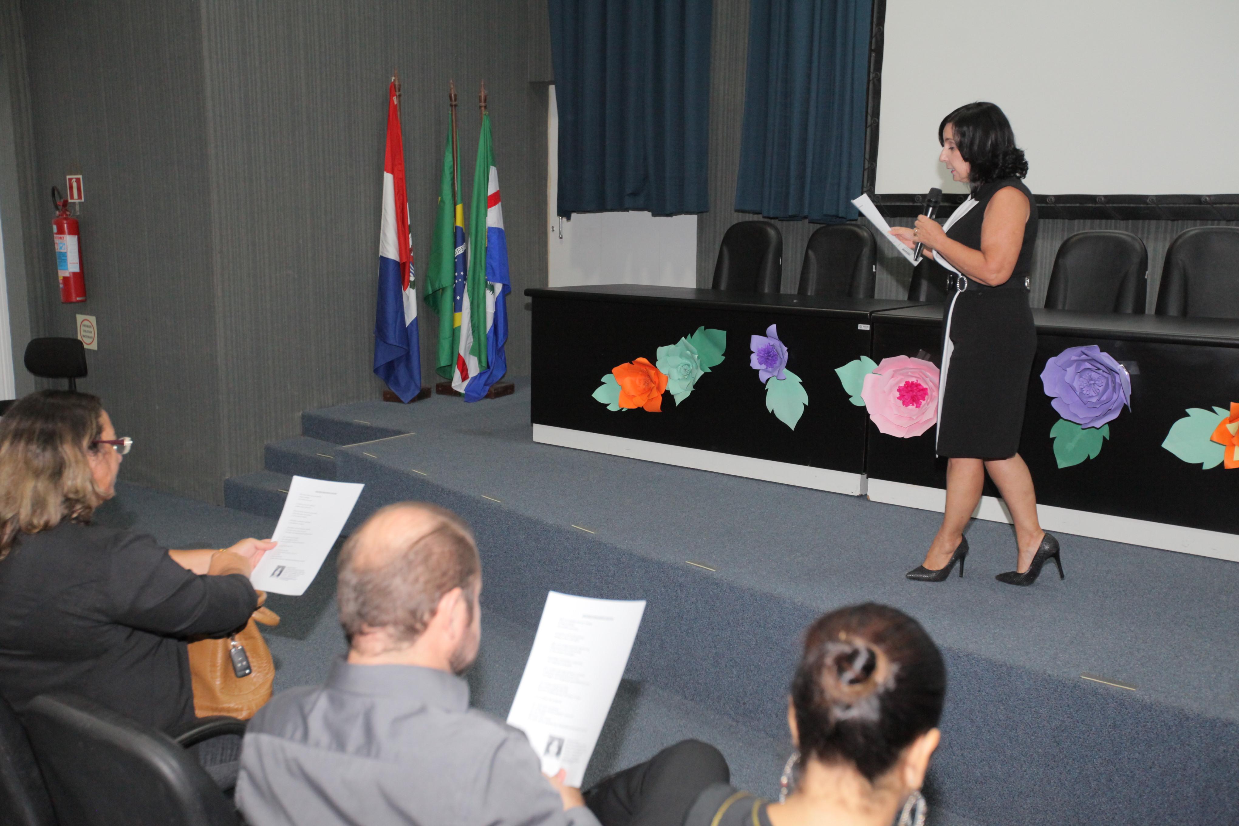 Maristela Pozitano. Foto: Itawi Albuquerque