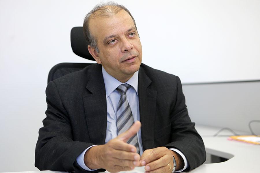 Juiz Manoel Cavalcante, titular da 18ª Vara Cível de Maceió, atualmente é auxiliar da Presidência do TJAL.
