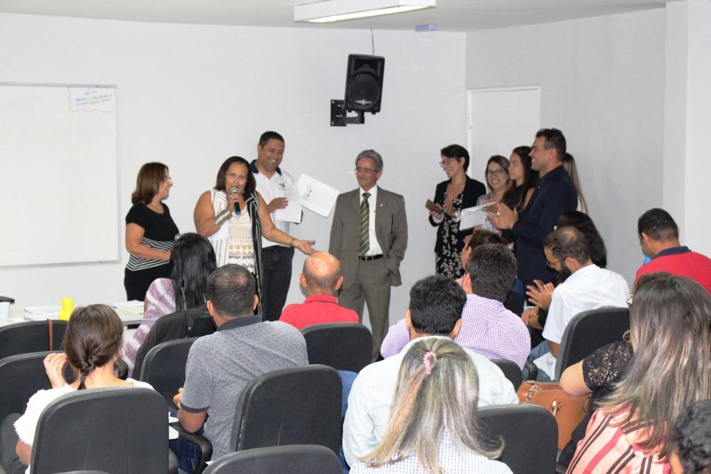 Des. Fábio Bittencourt, diretor-geral da Esmal, prestigiou o curso.