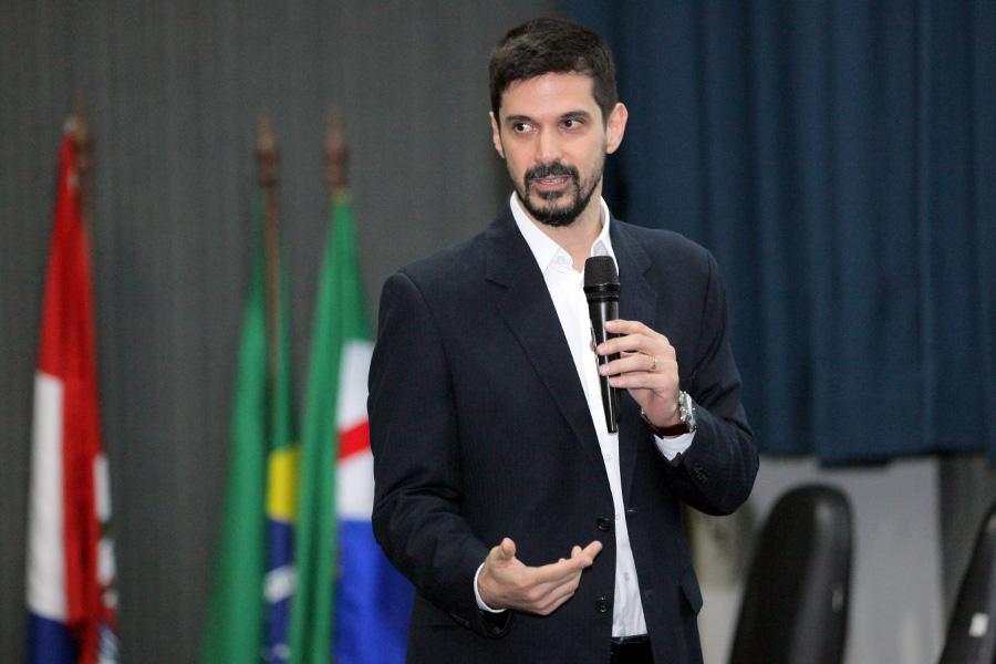 Felipe Lima, especialista em motivação.