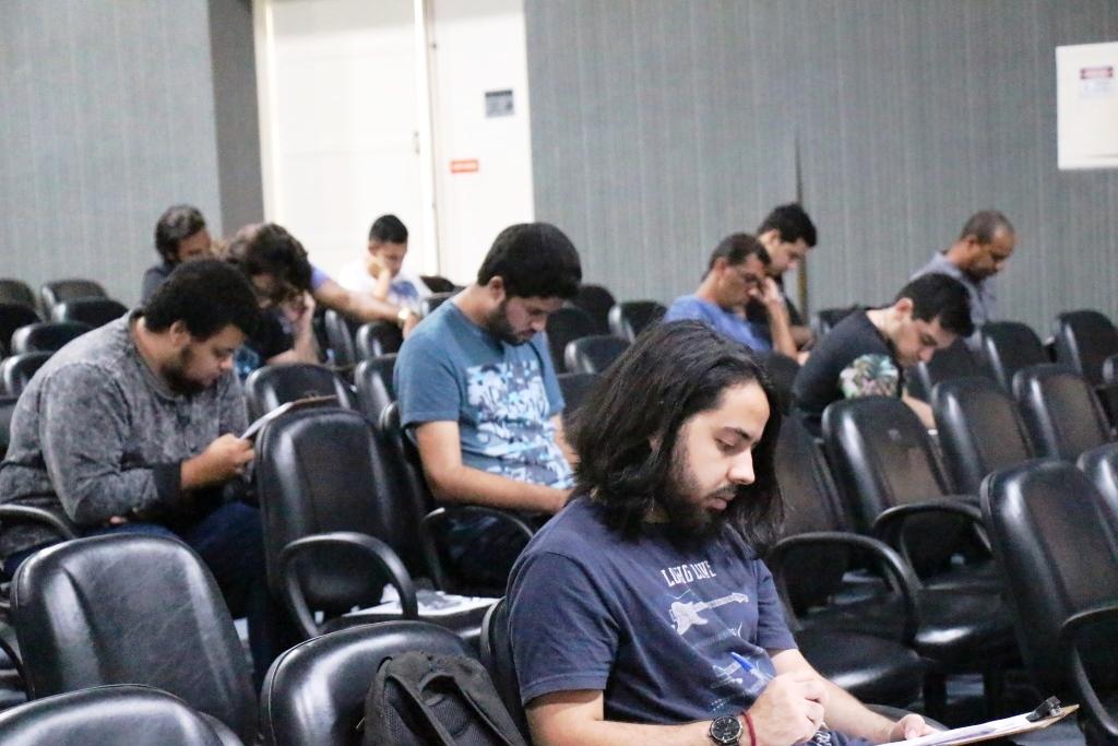 Avaliação aconteceu na última sexta-feira (22), no auditório da Esmal.