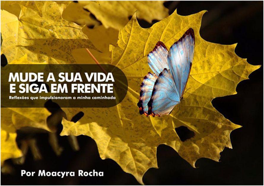 Livro eletrônico de autoria de Moacyra Rocha será oferecido aos participantes.