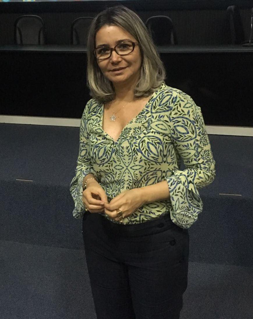 Professora Norma Suely Negrão.