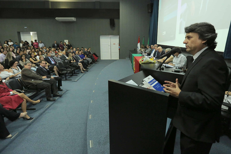 Magistrado Alberto Jorge Correia de Barros Lima. Foto: Itawi Albuquerque